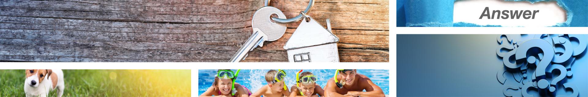 vacation rentals homes
