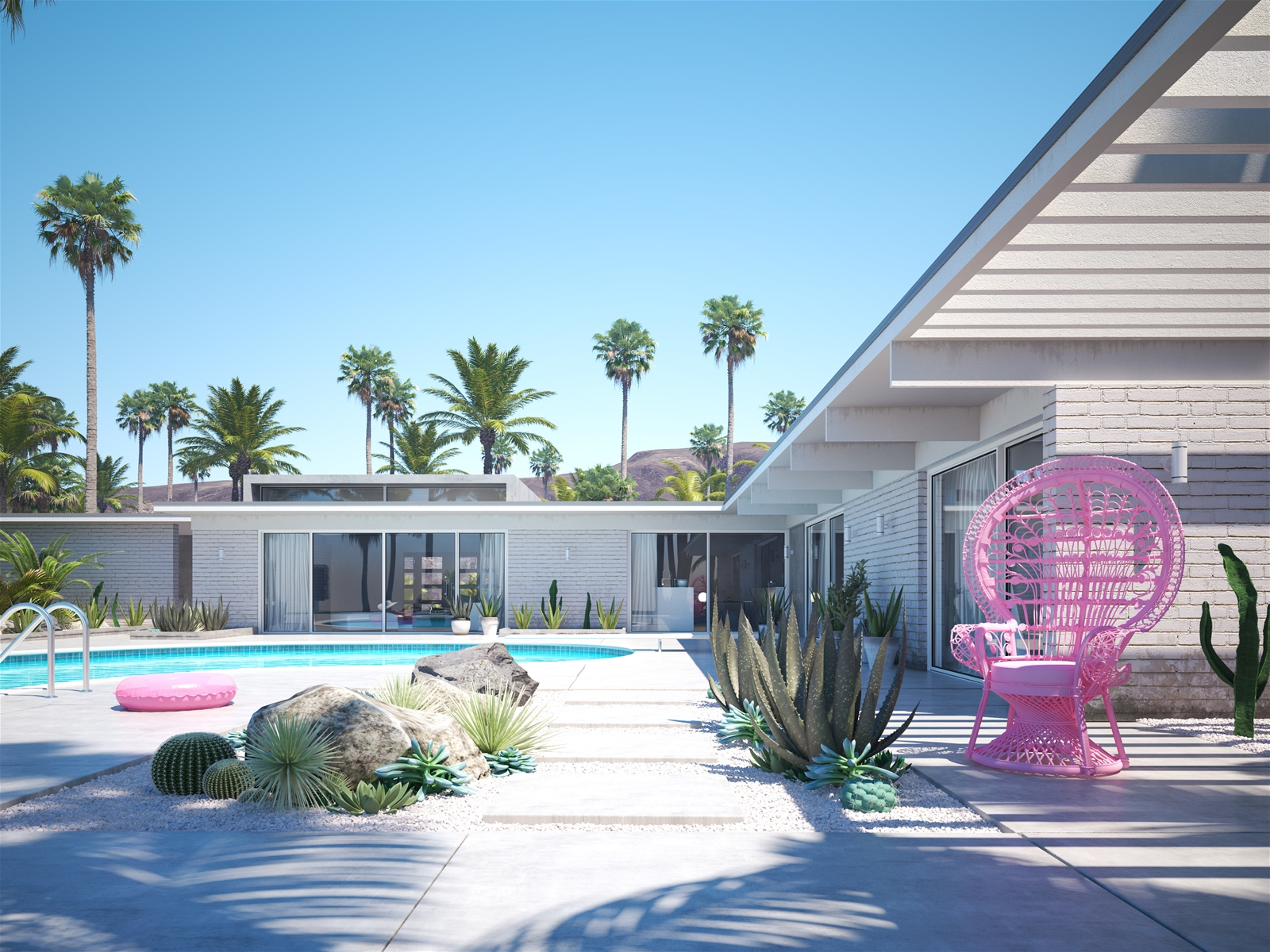 palm springs vacation homes